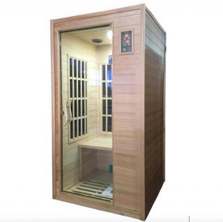 00001288 Sauna Infrarossi Finlandese Darsena 90x90 cm